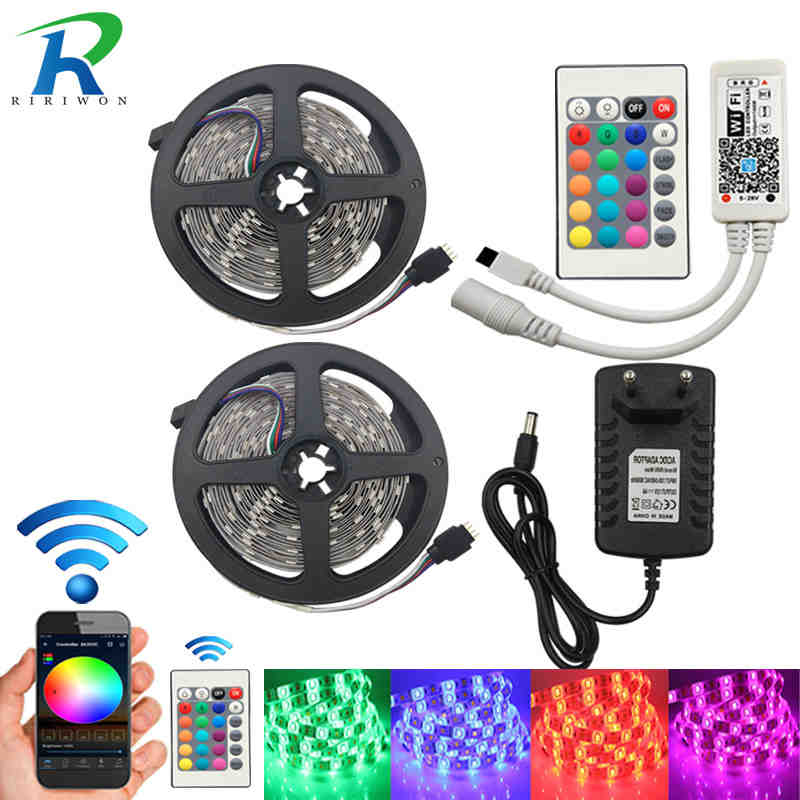 rgb, led, strip, light